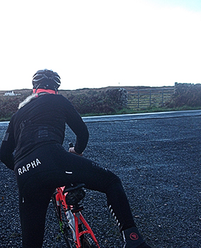 rapha shadow long-sleeve jersey
