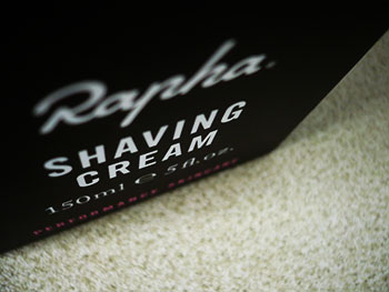 rapha shaving cream