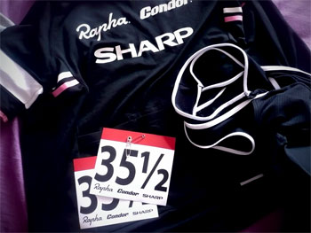 rapha team kit