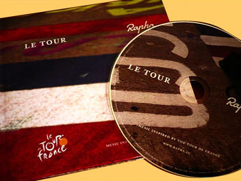 rapha tour de france cd