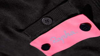 rapha track top