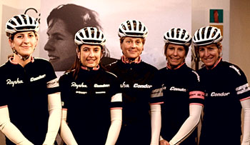 rapha womens team