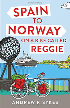 spain to norway on a bike - andrew sykes