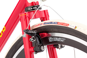 richard sachs cross bike fork crown