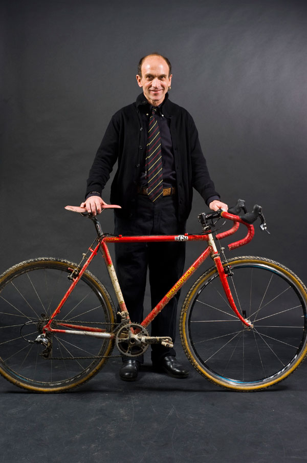 richard sachs at nahbs 2010