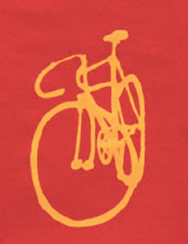 ride bicycle fiction