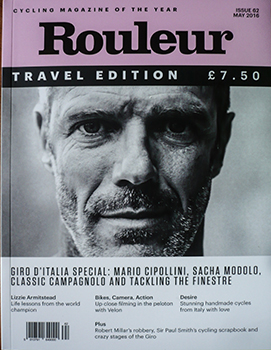 rouleur travel edition
