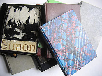 simon scarsbrook sketchbooks