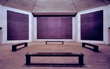 chapel of rothko