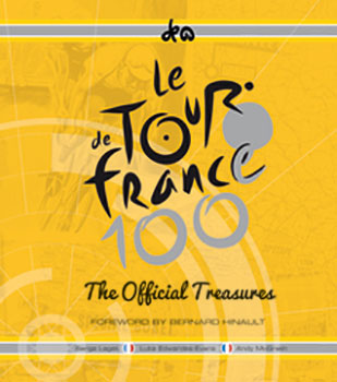 tour de france offical treasures
