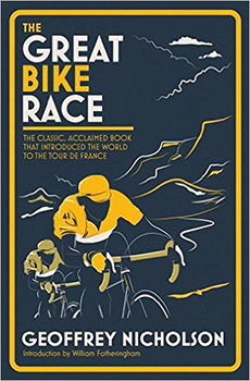 the great bike race: geoffrey nicholson
