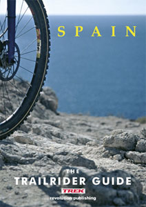 trailguide spain front cover