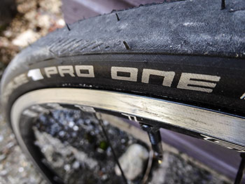 schwalbe pro-one tyres