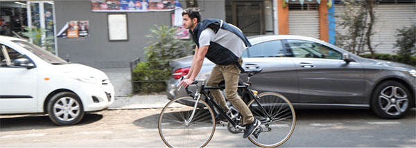 tuibo wearable assistant cycling vest