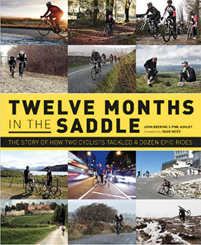 twelve months in the saddle