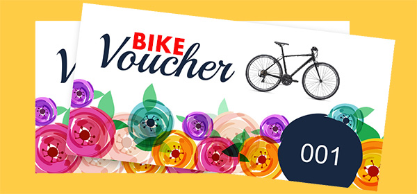 bike repair vouchers