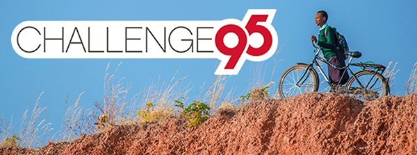 world bicycle relief #challenge95