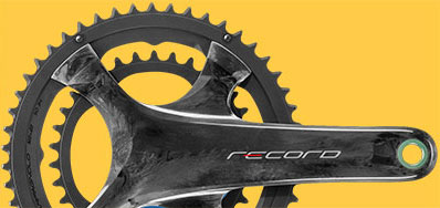 campagnolo record chainset