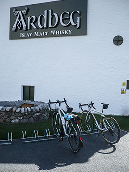 ardbeg bike rack